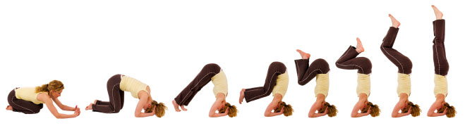 Headstand Sequence